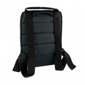 Acme 16M38BL PEAK Oldal+háti notebook táska 16''  Éjfekete (16M38BL)