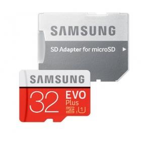 SAMSUNG EVO PLUS 32GB MICROSDHC MEMÓRIAKÁRTYA