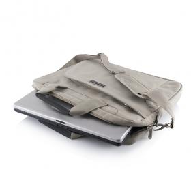 ModeCom Notebook Táska 15,6'' Bézs (GREENWICH-BEI)