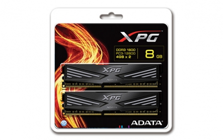 Adata DDR3 XPG V1 8GB (2x4GB) 1600MHz CL9 1.5V (AX3U1600W4G9-DB)