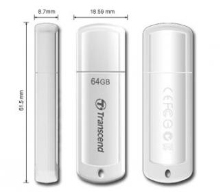 Transcend JetFlash 370 4GB Pendrive (TS4GJF370)