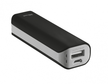 Trust Primo 2200 Portable Charger fekete PowerBank (21221)