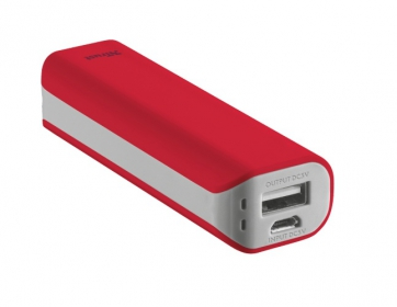 Trust Primo 2200 Portable Charger piros PowerBank (21223)