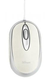 TRUST Centa MI 2520p USB optikai mini fehér egér  (16147)