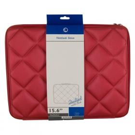 4World tűzdelt Notebook Tok 15.6'' Piros (08643)