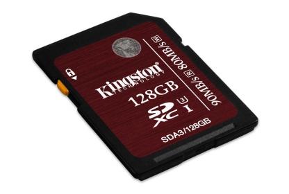 Kingston 128GB memóriakártya (SDA3/128GB)