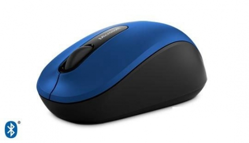 Microsoft 3600 Mobile Bluetooth BlueTrack kék-fekete egér (PN7-00023)