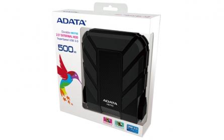 ADATA HD710 500GB külső merevlemez (AHD710-500GU3-CBK)