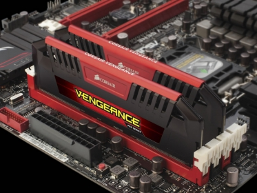 Corsair Vengeance Pro 8GB (2x4GB) 2133MHz DDR3 Piros (CMY8GX3M2A2133C11R)