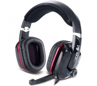GENIUS HS-G700V gamer Fejhallgató