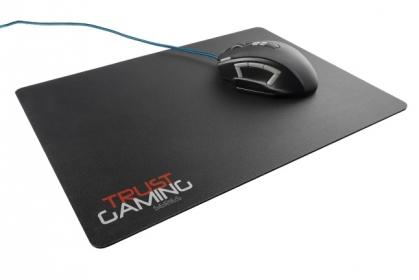 Trust GXT 204 Hard Gaming fekete egérpad (20423)