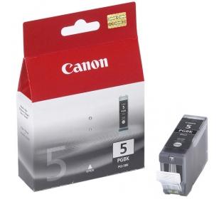 Canon PGI-5Bk fekete tintapatron (0628B001AA)