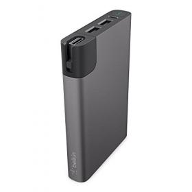 Belkin Power Rockstar 10000 mAh szürke-fekete PowerBank (F8M993BTGRY)