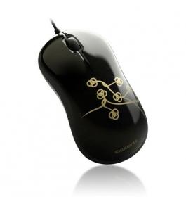 Gigabyte GM-M5050S USB optikai fekete egér (GM-M5050S)