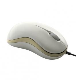 Gigabyte Curvy M5050 USB optikai fehér egér (GM-M5050W)