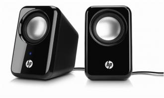 HP BR367AA Multimedia 2.0 fekete hangszóró