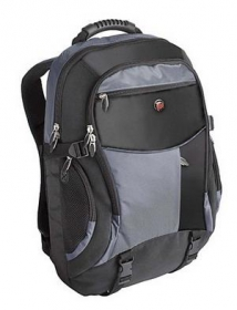 Targus Classic XL 18'' fekete-kék notebook hátizsák (TCB001EU)