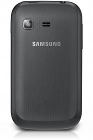 Samsung GT-S5300 Galaxy Pocket Fekete Mobiltelefon