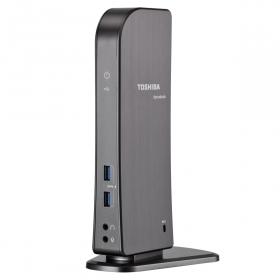 Toshiba Dynadock USB 3.0 Port Replicator Dokkoló  (PA3927E-1PRP)