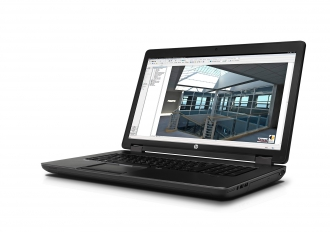 HP ZBook 17 K1M78AW Notebook