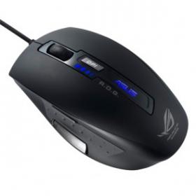 ASUS GX850 USB lézer fekete gamer egér (90-XB2Y00MU00000-)