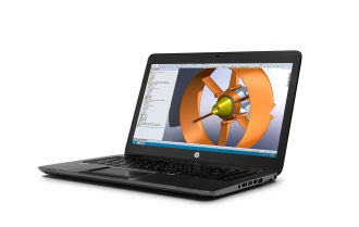 HP ZBook 14 F0V08EA Notebook