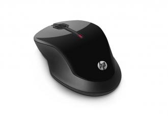 HP X3500 wireless optikai fekete egér (H4K65AA)