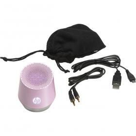 HP S4000 Mini Rózsaszín Hordozható Hangszóró (H5M98AA)