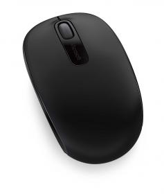 Microsoft 1850 wireless optikai fekete egér (U7Z-00003)