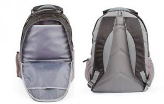 LENOVO Ideapad B450 Notebook hátizsák 15'' Szürke (888009403)