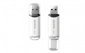 ADATA C906 8 GB USB 2.0 fehér pendrive (AC906-8G-RWH)