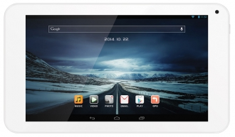 WayteQ xTAB-7Q GPS 8GB Fehér Tablet (XTAB7QGPS)