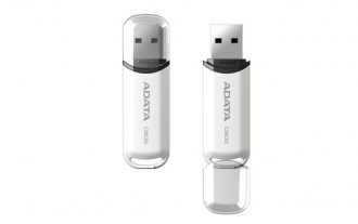 ADATA C906 16 GB USB 2.0 fehér pendrive (AC906-16G-RWH