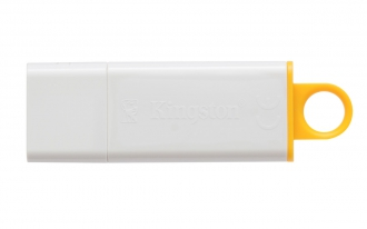 Kingston DTIG4 8 GB USB 3.0 sárga-fehér pendrive (DTIG4/8GB)