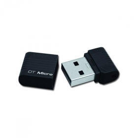 Kingston DT Micro 16 GB USB 2.0 fekete pendrive (DTMCK/16GB)