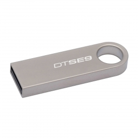 Kingston DTSE9 64 GB USB 2.0 ezüst pendrive (DTSE9H/64GB)