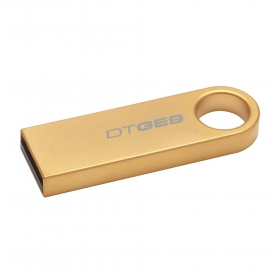 Kingston DTGE9 8 GB USB 2.0 arany pendrive (DTGE9/8GB)