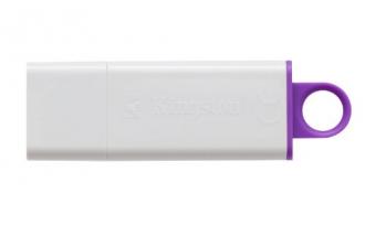 Kingston DTIG4 64 GB USB 3.0 lila-fehér pendrive (DTIG4/64GB)