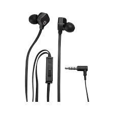 HP H2300 sztereó mikrofonos fülhallgató fekete (H6T14AA)