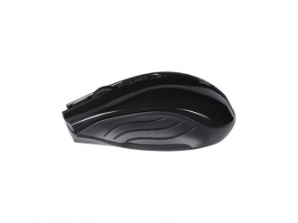 V7 MV6000 Bluetooth optikai fekete egér (MV6000-BT-BLK-15EB)