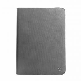V7 Univerzális Forgatható Slim Smart Cover 8'' Szürke (TUC25R-8-GRY-14E)