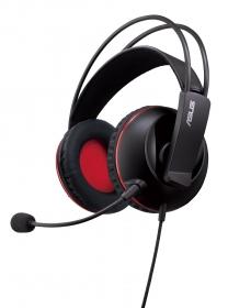 Asus Cerberus Gamer Fekete Headset