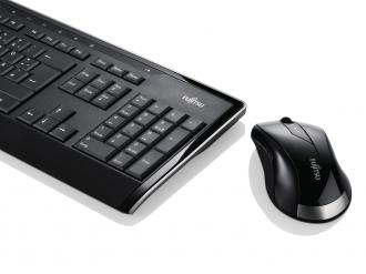 Fujitsu LX901 wireless magyar billentyűzet + egér (S26381-K565-L411)