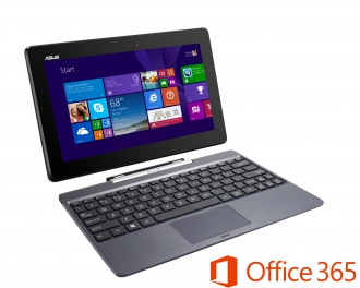 ASUS Transformer Book T100TAM-BING-DK014B 64+500GB (90NB0794-M00640)