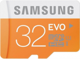 Samsung EVO 32 GB Micro SD Kártya (MB-MP32D/EU)