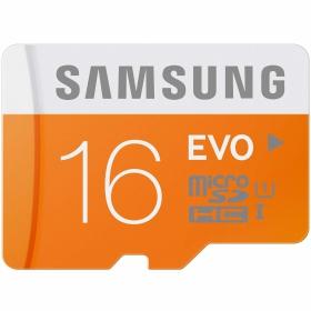 Samsung EVO 16 GB microSDHC kártya (MB-MP16D/EU)