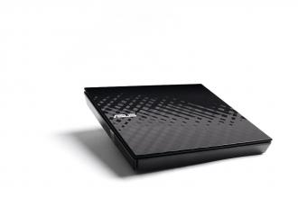 ASUS SDRW-08D2S-U fekete külső DVD író
