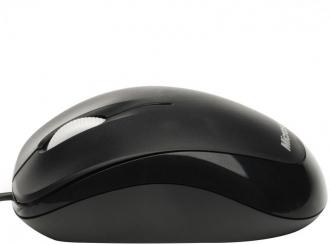 Microsoft Compact 500 USB optikai fekete egér (4HH-00002)