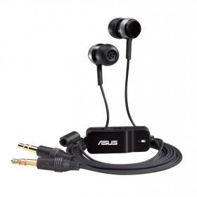 ASUS HS-101 fekete mikrofonos fülhallgató