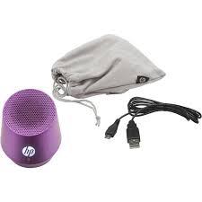 HP S6000 Lila Mini Bluetooth Hangszóró (G3Q06AA)